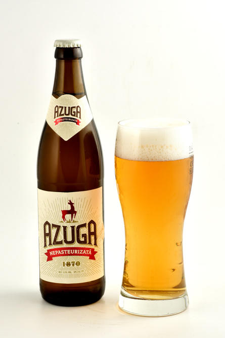 Azuga Craft Beer (nepasteurizată) 500 ml