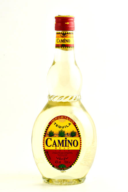 Tequila Camino Gold 20 ml